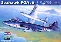 ホビーボス1/72 エアクラフト プラモデルシーホーク FGA.6