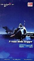 F-102A デルタダガー ウェザースフィールド空軍基地