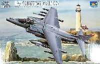 トランペッター1/32 エアクラフトシリーズイギリス空軍 ハリアー Gr.Mk7