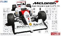 フジミ1/20 GPシリーズ SP (スポット)マクラーレン MP4/6 ホンダ スペイングランプリ 1991年 (エッチングパーツ付き)