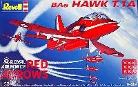 レベル1/32 AircraftBae ホーク T.1 ロイヤルエアフォース レッド・アローズ