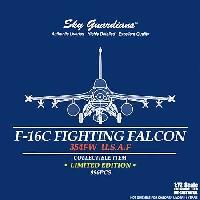 ウイッティ・ウイングス1/72 スカイ ガーディアン シリーズ (現用機)F-16C ファイティングファルコン U.S.A.F. 354FW アラスカ アイルソン基地