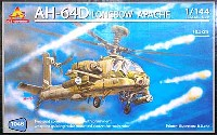 エース コーポレーション1/144 エアクラフトAH-64D アパッチ ロングボウ