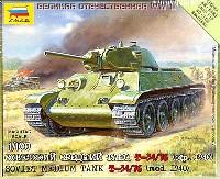 ソビエト戦車 T-34/76 (Mod.1940)