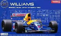 ウイリアムズ FW14B イギリスGP スケルトンボディ仕様