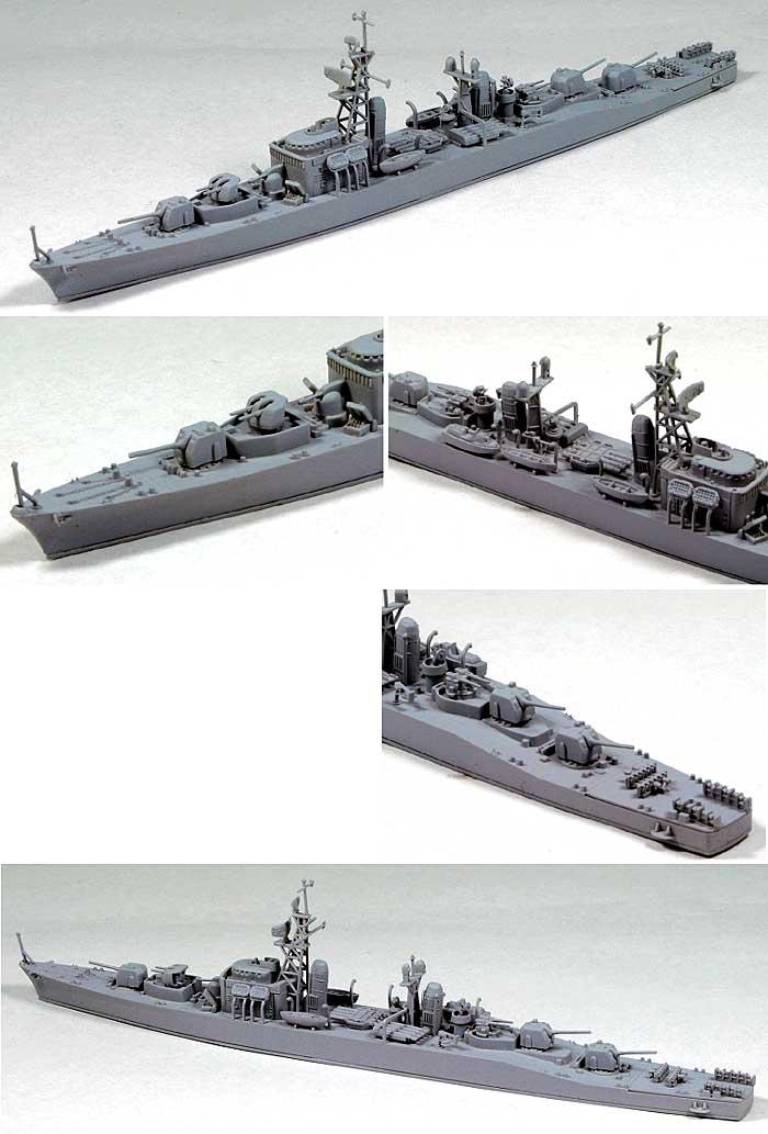 海上自衛隊護衛艦 DD-161 あきづき (初代)プラモデル(ピットロード1/700 スカイウェーブ J シリーズNo.J-047)商品画像_3