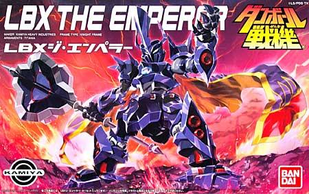 LBX ジ・エンペラープラモデル(バンダイダンボール戦機No.旧006)商品画像