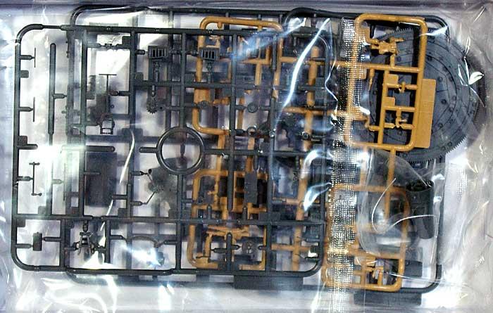 日本陸軍 28cm 榴弾砲プラモデル(ピットロード1/72 スモールグランドアーマーシリーズNo.SG-004)商品画像_1