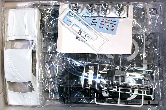 330 セドリック スペシャル (1977年)プラモデル(アオシマ1/24 もっとグラチャン シリーズNo.SP000144)商品画像_2