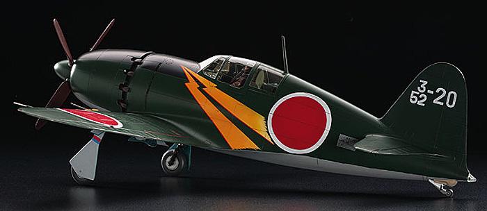 三菱 J2M3 局地戦闘機 雷電 21型プラモデル(ハセガワ1/32 飛行機 StシリーズNo.ST032)商品画像_3