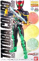 バンダイマスターグレード フィギュアライズ (MG FIGURERISE)仮面ライダー オーズ タトバ コンボ