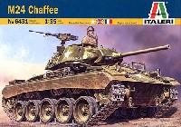 イタレリ1/35 ミリタリーシリーズアメリカ軽戦車 M24 チャーフィー