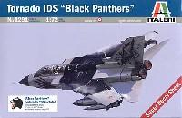 イタレリ1/72 航空機シリーズパナビア トーネード IDS ブラック パンサーズ