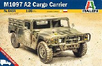 イタレリ1/35 ミリタリーシリーズアメリカ M1079 A2 カーゴ キャリヤー