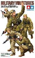 タミヤ1/35 ミリタリーミニチュアシリーズドイツ アフリカ軍団 歩兵セット