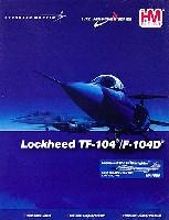 TF-104 スターファイター 複座練習機