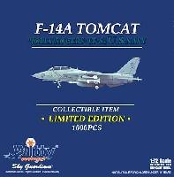 ウイッティ・ウイングス1/72 スカイ ガーディアン シリーズ (現用機)F-14A トムキャット U.S.NAVY VF-84 ジョリー ロジャース