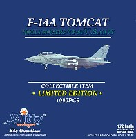 F-14A トムキャット U.S.NAVY VF-84 ジョリー ロジャース