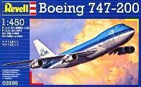 レベル飛行機モデルボーイング 747-200
