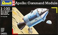 レベルスペースシップアポロ コマンドモジュール