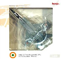 MiG-25RU フォックスバット インド空軍 第102飛行隊 TRISONICS
