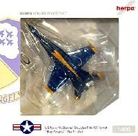 F/A-18C ホーネット ブルーエンジェルス No.4 SLOT