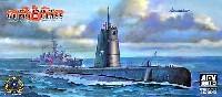 AFV CLUB1/350 潜水艦ガピー 2級 潜水艦