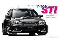 アオシマ1/24 ザ・ベストカーGTGRB インプレッサ WRX STI 5door `10