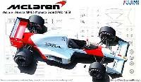 フジミ1/20 GPシリーズ SP (スポット)マクラーレン MP4/5 モナコGP スケルトンボディ