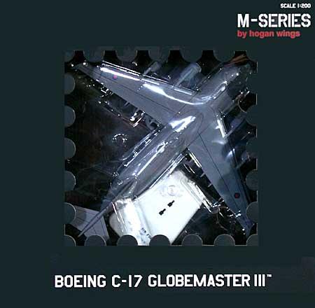 C-17A グローブマスター 3 イギリス空軍 第99飛行隊 (ZZ172)完成品(ホーガンウイングスM-SERIESNo.7624)商品画像