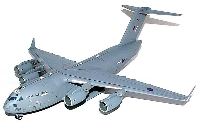 C-17A グローブマスター 3 イギリス空軍 第99飛行隊 (ZZ172)完成品(ホーガンウイングスM-SERIESNo.7624)商品画像_1