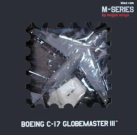 C-17A グローブマスター 3 カナダ空軍 トレントン空軍基地完成品(ホーガンウイングスM-SERIESNo.7631)商品画像