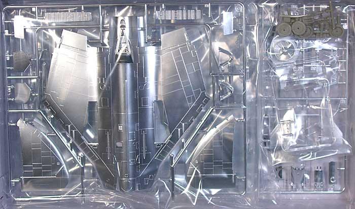 ダグラス F4D-1 スカイレイ (メタリックエディション)プラモデル(タミヤ1/48 飛行機 スケール限定品No.25113)商品画像_1
