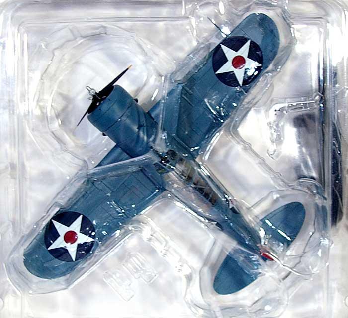 F2A-3 バッファロー 2-MF-13完成品(ホビーマスター1/48 エアパワー シリーズ (レシプロ)No.HA7010)商品画像_1