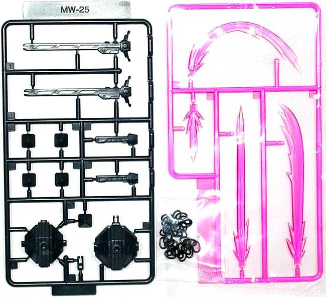 サーベル & ハンマープラモデル(コトブキヤM.S.G モデリングサポートグッズ ウェポンユニットNo.MW-025)商品画像_2