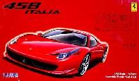 フェラーリ 458 イタリア エッチングパーツ付き