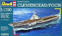 フランス海軍 空母 クレマンソー