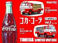 トミーテックトミカリミテッド ヴィンテージ (BOX)コカ・コーラ (2MODELS) Vol.2