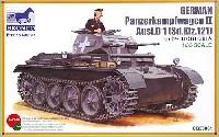 ドイツ 2号快速戦車 D1型 (Sd.Kfz.121)