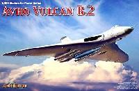 サイバーホビー1/200 Modern Air Power Seriesイギリス空軍 戦略爆撃機 アブロ バルカン B.2