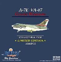 ウイッティ・ウイングス1/72 スカイ ガーディアン シリーズ (現用機)A-7E コルセア 2 VA-87 ゴールデン ウォーリアーズ