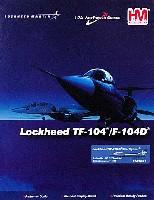TF-104G スターファイター 西ドイツ空軍 創隊25周年記念塗装機
