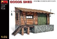 ミニアート1/35 ビルディング&アクセサリー シリーズ物置小屋