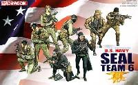ドラゴン1/35 World's Elite Force Seriesアメリカ海軍 対テロ特殊部隊 SEAL チーム6