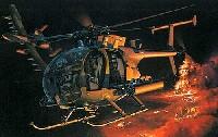 ドラゴン1/35 Modern AFV SeriesAH-6J リトルバード ナイトストーカーズ
