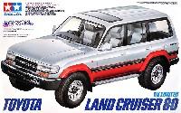 タミヤ1/24 スポーツカーシリーズトヨタ ランドクルーザー80 VXリミテッド