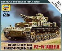 ドイツ 4号戦車 D型