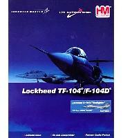 F-104DJ スターファイター 航空自衛隊 複座練習機 第207飛行隊 (26-5001)