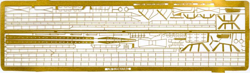 日本海軍 潜水艦用エッチング(トムスモデル1/350 艦船用エッチングパーツシリーズNo.TM3517)商品画像_1