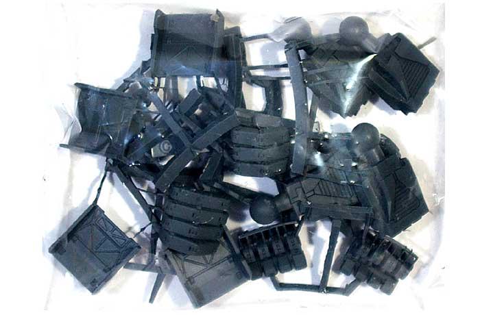 メガサイズモデル RX-78ガンダム用 ディテールアップパーツセットレジン(Bクラブc・o・v・e・r-kitシリーズNo.3002)商品画像_1